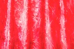 Tie Dye Stretch Velvet (Watermelon/Multi)