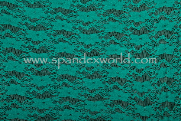 Stretch Lace (Teal)