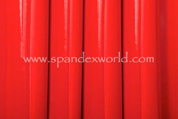2 Way Stretch Vinyl-shiny (Red)