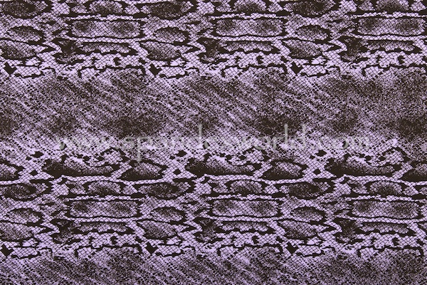 Printed Cotton Lycra® (Lavender/Black)
