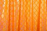 Pattern/Abstract Hologram (Orange/Gold)