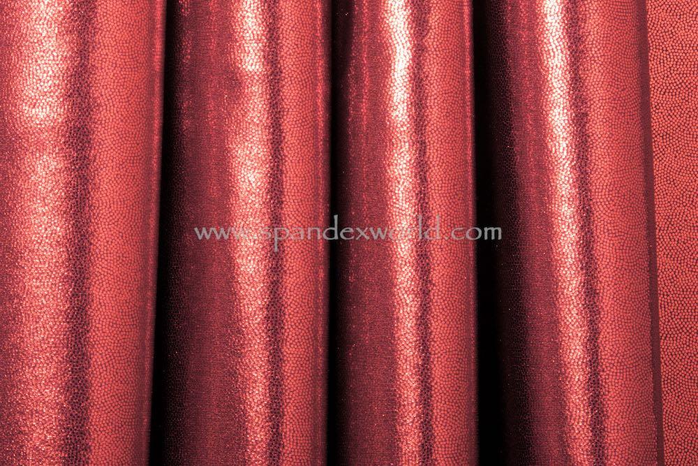 Mystique Spandex (Burgundy/Red)