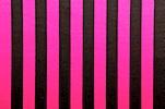 Printed Stripes (Black/Fuchsia)