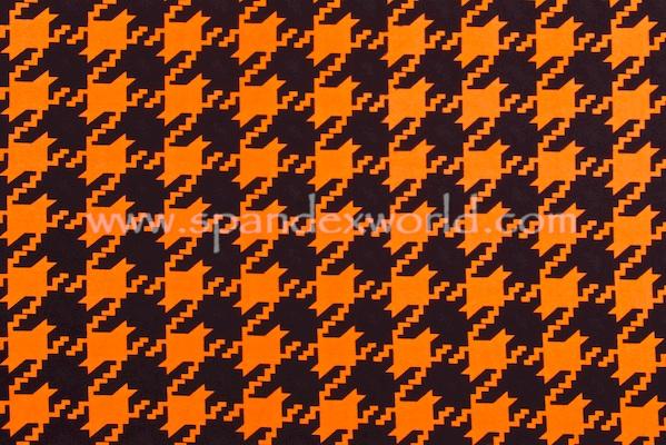 Printed ITY (Orange/Black)
