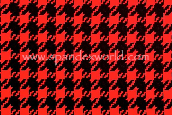 Printed ITY (Red/Black)