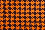 Printed ITY (Orange/Black)