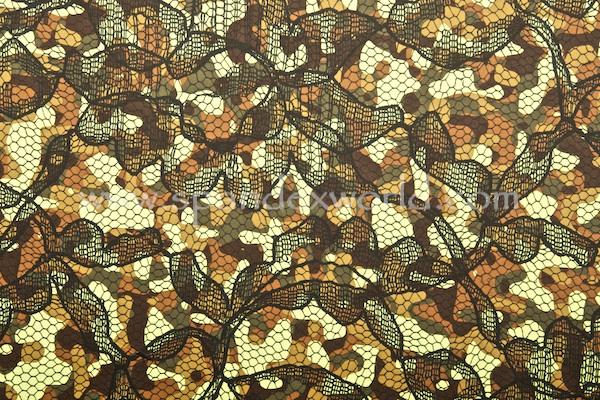 Printed Camouflage (Green/Brown/Black/Multi)