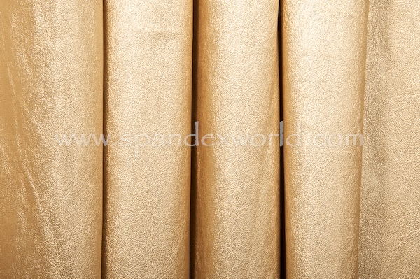 Faux Leather - 2 Way (Lt. Gold)