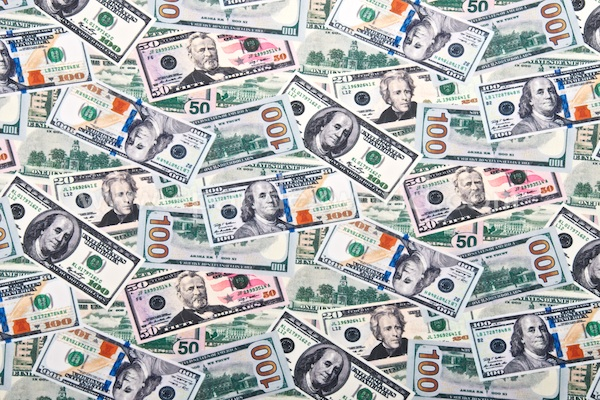 Printed Spandex (USD/Multi)