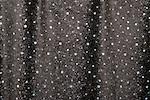 Glitter/Pattern Velvet (Black/Silver Holo)
