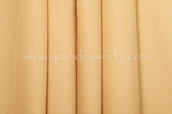 Cotton Lycra® (Khaki)(Medium weight)