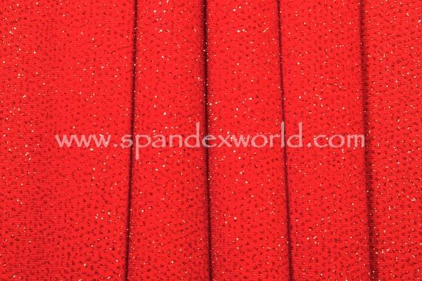 Glitter Slinky (Red/Red)