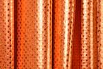 Holographic dots (Orange/Copper Holo)
