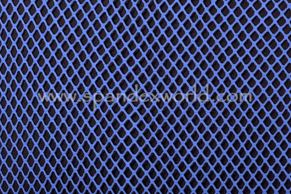 Big Hole Fishnet (Blue)
