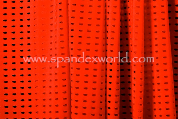 Novelty Spandex (Red)