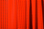 4 way stretch- Athletic net  (Red)