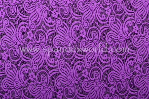 Strech Lace( Purple)