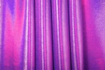 Reflective Mystique Spandex (Grape/Pearl)