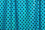 Metallic Pattern Spandex (Turquoise/Turquoise Holo)