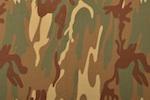 Printed spandex(Green/Brown/Olive/Multi)