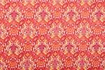 Paisley Prints (Orange/Multi)