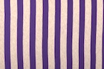 Printed Stripes (Gray/Purple)