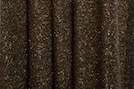 Sheer Glitter/Pattern (Black/Gold)
