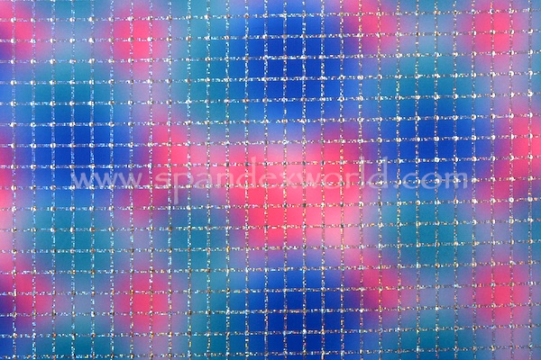 Pattern/Abstract Hologram (Royal/Turquoise/Pink/Multi)
