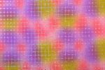 Pattern/Abstract Hologram (Orange/Purple/Multi)