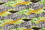 Animal Print (Lime/Green/Multi)