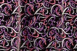 Glitter/Pattern Stretch Velvet (Black/Pink/Purple/Multi)