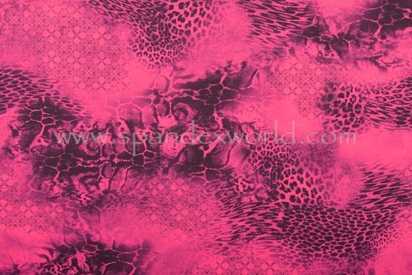 Animal Print (Pink/Black)