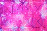 Pattern/Abstract Hologram (Fuchsia/Fuchsia/Multi)