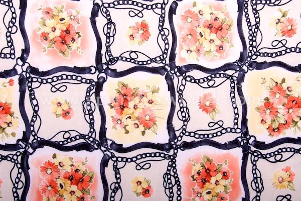 Floral Prints (White/Pink/Black/Multi)
