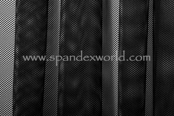Tiny Small Hole Fishnet (Black)