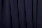 Cotton Lycra® (Dark Navy)(Light-Weight)