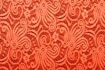 Stretch Lace (Neon Orange)