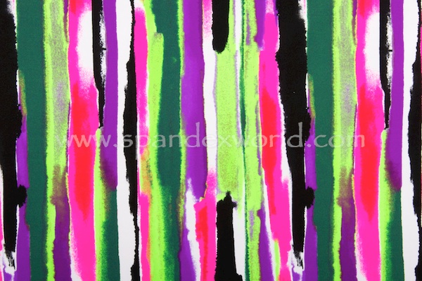 Abstract Prints (Lime/Pink/Black/Multi)