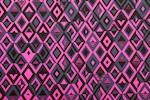 Printed Spandex (Black/Gray/Hot pink)