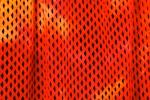 Tie Dye Cabaret Net (Burnt Orange Tie Dye)