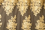 Non Stretch Sequins (Gold/Gold)