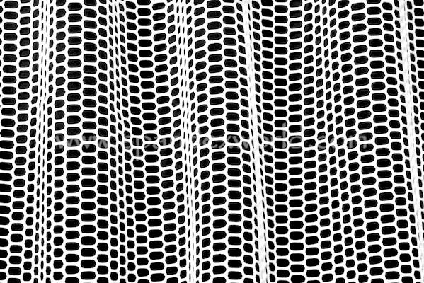 Non stretch Net (White)