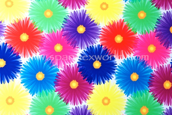 Floral Prints (Red/Yellow/Blue/purple/Multi)