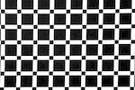 Abstract print (Black/White)