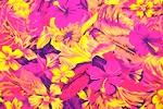 Floral Prints (Coral/Purple/Multi)