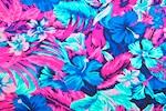 Floral Prints (Turquoise/Magenta/Multi)