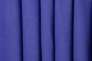 Cotton Lycra®- Royal (Heavy-weight)