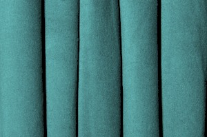 Cotton Lycra® (Teal) (Heavy-weight)