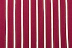 Printed Stripes (Maroon/White)