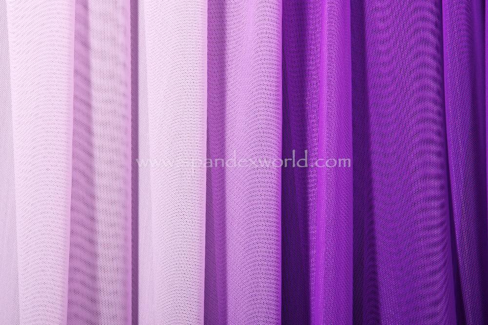 Ombre Mesh (Purple)